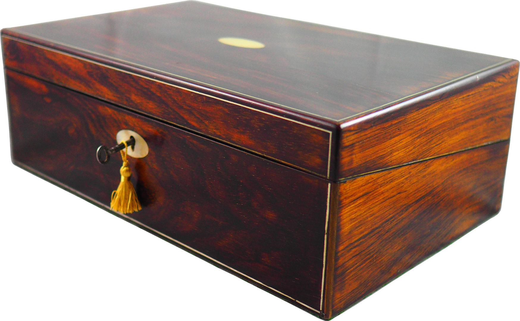 Rosewood writing slope box