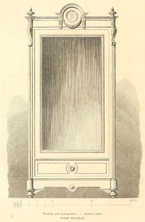 Imágenes antiguas de muebles