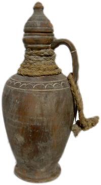 Amphora with one handle