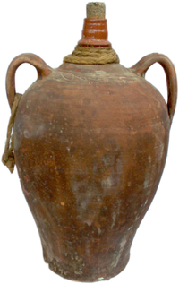 Traditional Drinking jug (Botija)