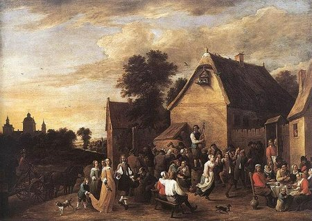 David Teniers the Younger. The Flemish Kermesse\\n\\n01/11/2011 00:03