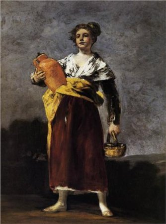 Goya. Water-carrier-1812.\\n\\n30/10/2011 18:48